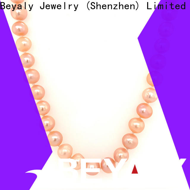 BEYALY stone dog chain necklace Supply for girls