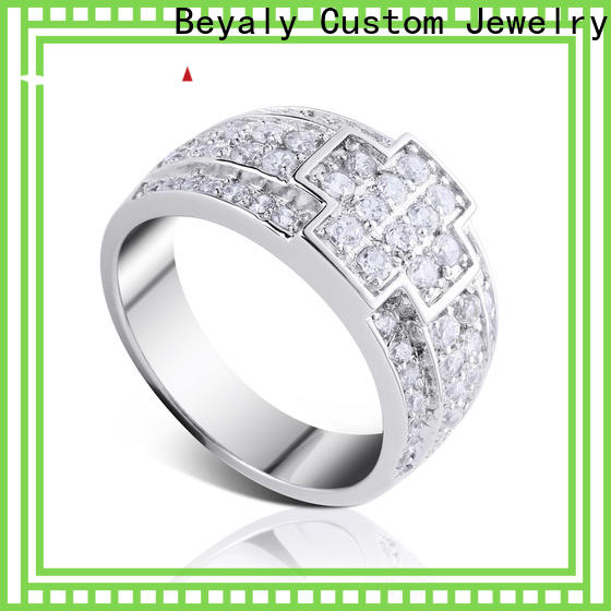 Latest platinum ring designs inlay manufacturers for wedding