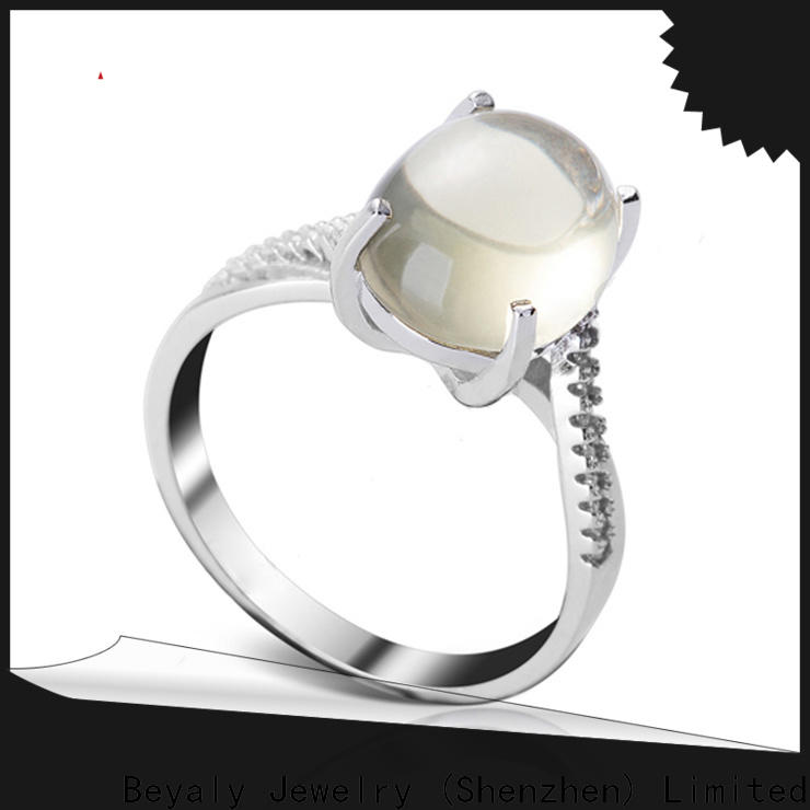 BEYALY Custom current engagement rings Suppliers for women