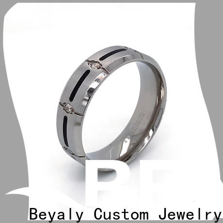 BEYALY Wholesale best engagement ring bands company for wedding