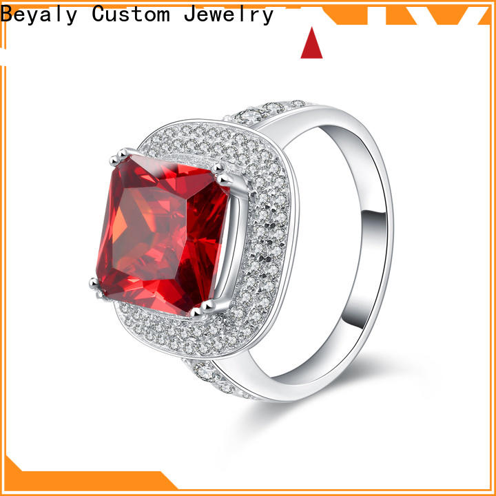 High-quality most popular diamond engagement rings steel Suppliers for women