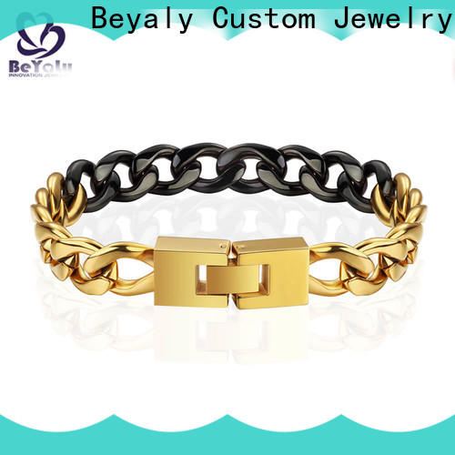 BEYALY fashion popular bangle bracelets with charms Suppliers for business gift
