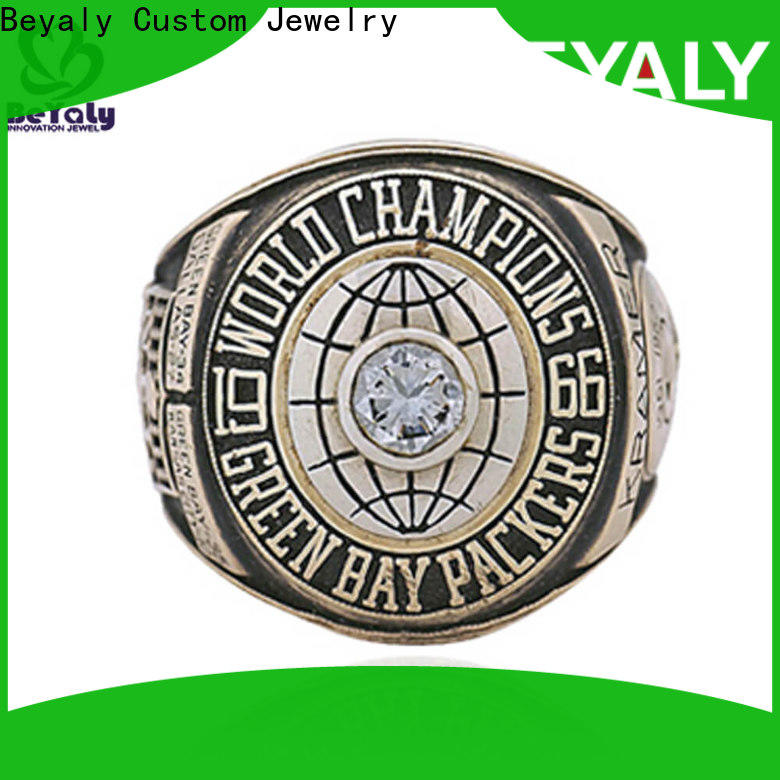 popular design my own championship ring brass for business for athlete