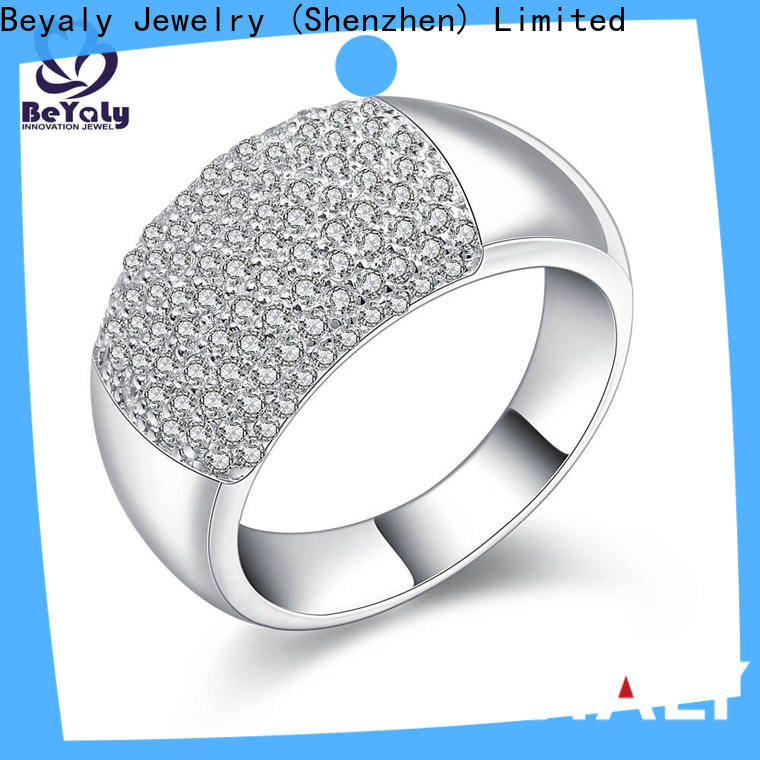 BEYALY rings most popular engagement ring cut factory for daily life