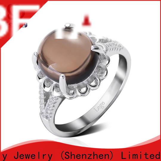 BEYALY Custom popular diamond ring styles Supply for women