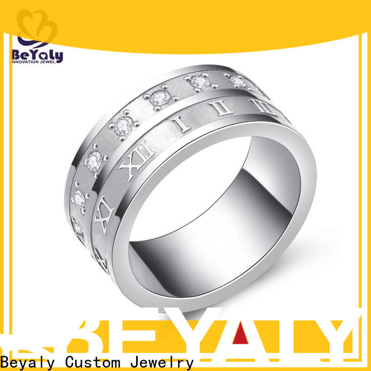BEYALY plating stone jewellery Supply for women