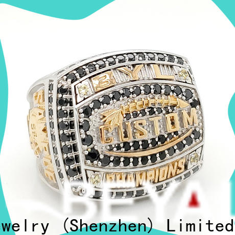 BEYALY excellent rose bowl rings for sale Supply for athlete
