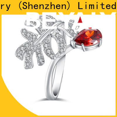 BEYALY stainless the most popular engagement ring style factory for daily life
