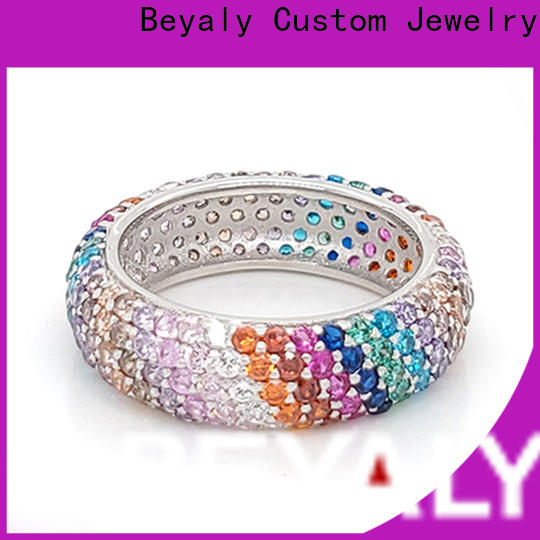 BEYALY stone best looking rings Suppliers for women