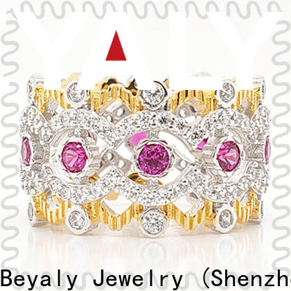 BEYALY Latest princess ring near me manufacturers for men