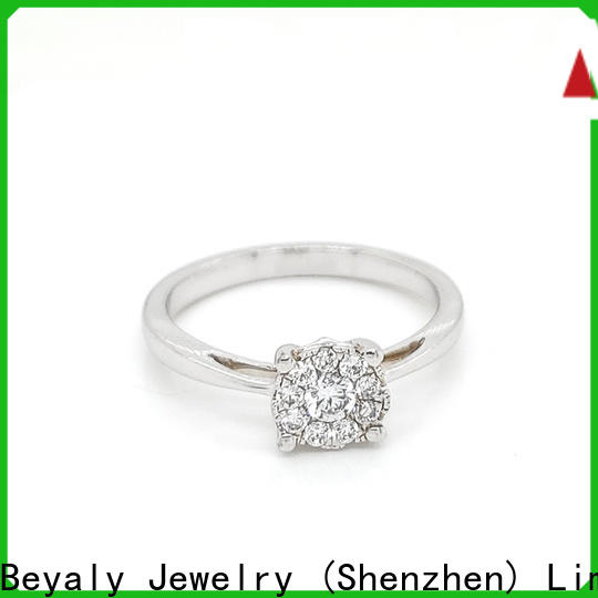 BEYALY customized most popular wedding ring designers factory for women