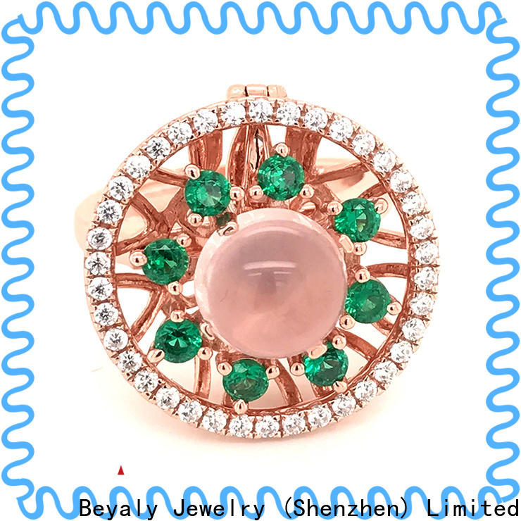 Best popular wedding ring sets plated Suppliers for daily life