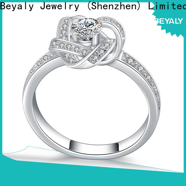 promise top diamond ring designers stainless Suppliers for daily life