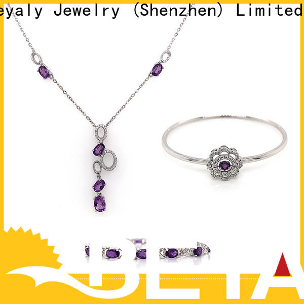 High-quality discount jewelry sets factory for business gift