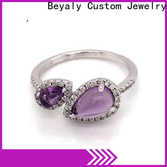 BEYALY exotic popular wedding ring designers Suppliers for daily life