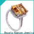 BEYALY Custom hottest engagement rings factory for wedding