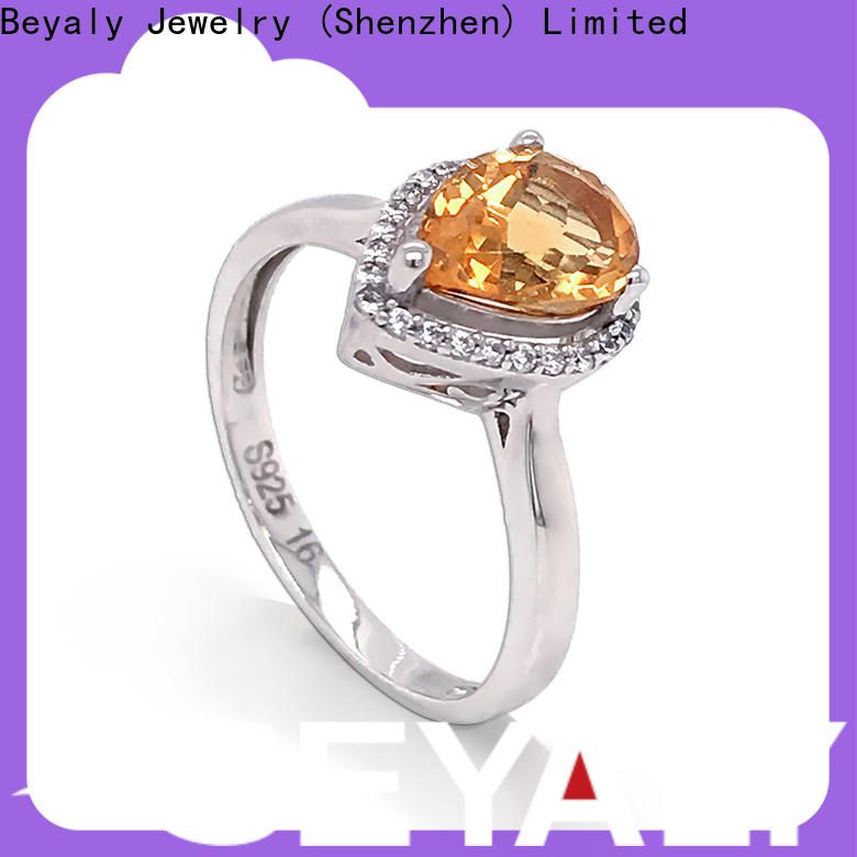 BEYALY ring most liked engagement rings for business for wedding