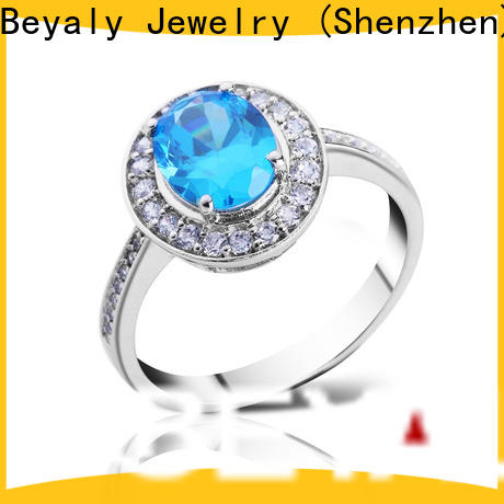 BEYALY stone top wedding ring designs for business for men