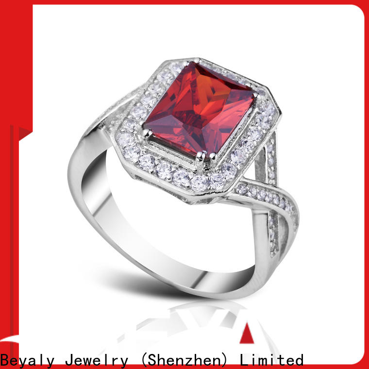 BEYALY New rings popular Suppliers for wedding