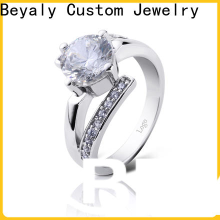 BEYALY promise popular engagement ring designers Suppliers for wedding