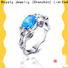 High-quality most popular diamond ring settings sell factory for wedding
