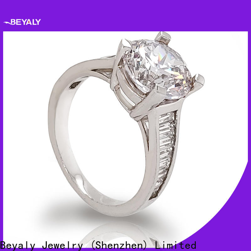 promise top wedding ring designs jewelry factory for daily life