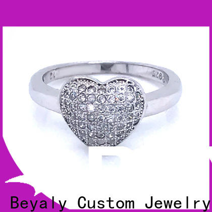 BEYALY stone best engagement rings for women factory for men