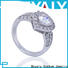 BEYALY customized top wedding ring stores Suppliers for wedding