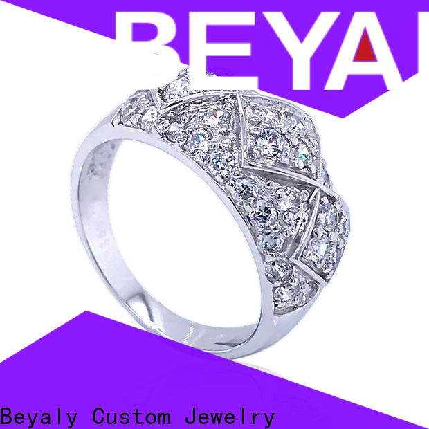 BEYALY customized top 10 engagement ring styles Supply for wedding