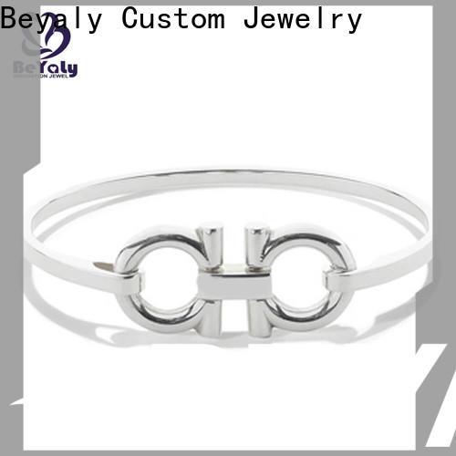 BEYALY women latest ladies gold bracelets company for anniversary celebration
