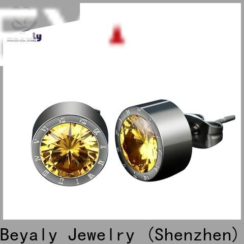 BEYALY stylish beautiful earrings with price Suppliers for business gift