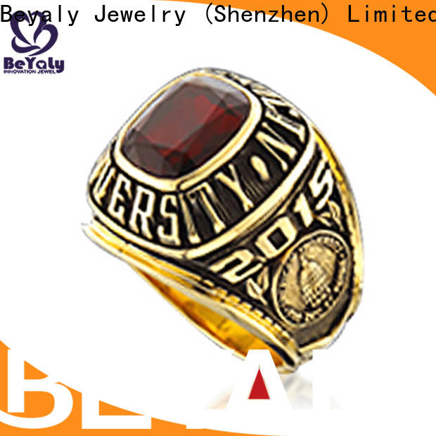 BEYALY New high school class ring prices for business for students