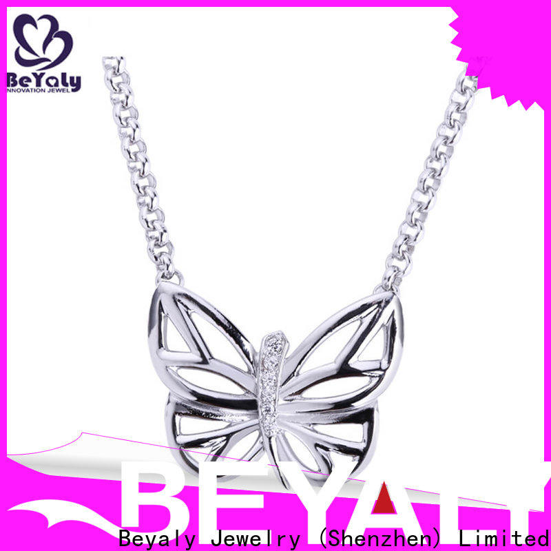 BEYALY Top initial jewelry company