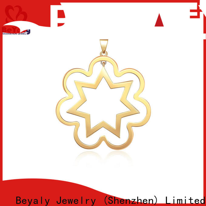 BEYALY lovely gold baby charms for bracelets manufacturers for wife