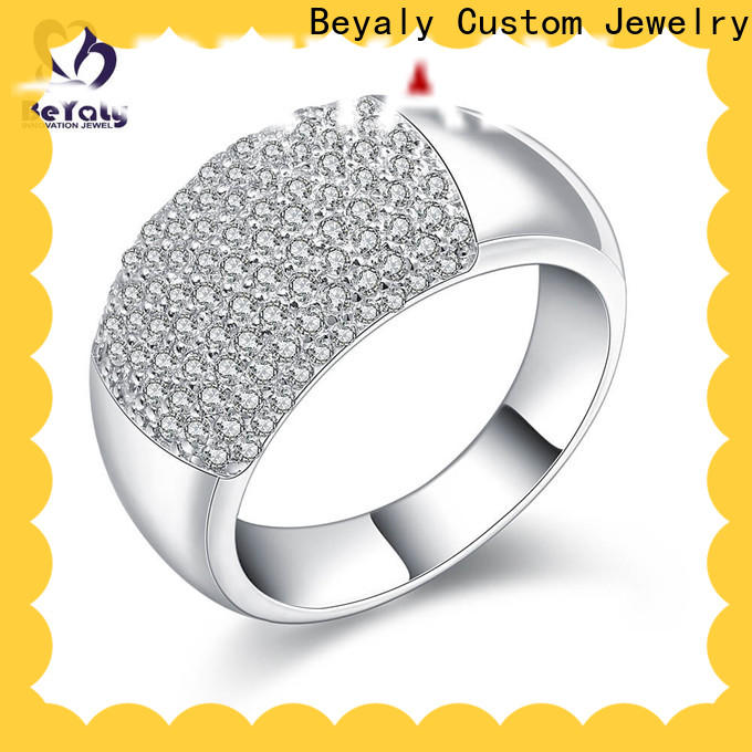 BEYALY diamond most popular ring designs company for women