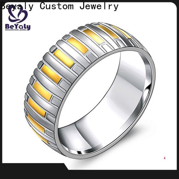 BEYALY Custom most popular wedding ring designs Supply for wedding