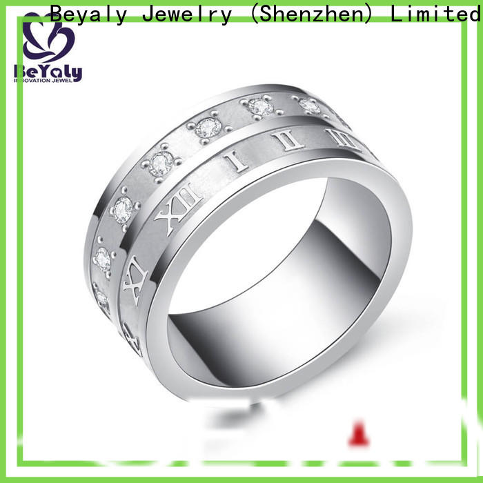 Top the best diamond engagement rings inlay Supply for wedding