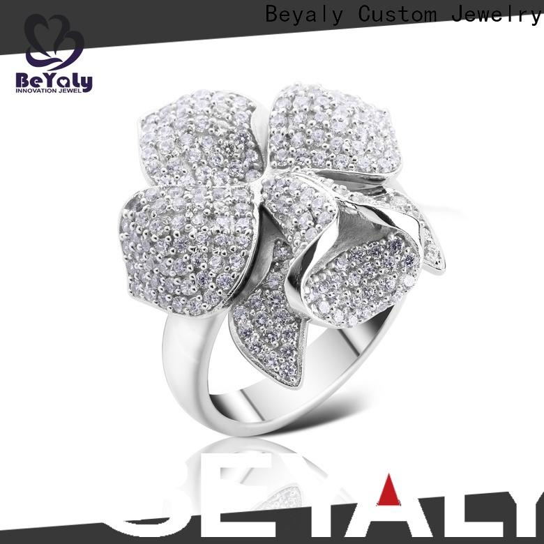 BEYALY Top most popular bridal ring sets for business for daily life