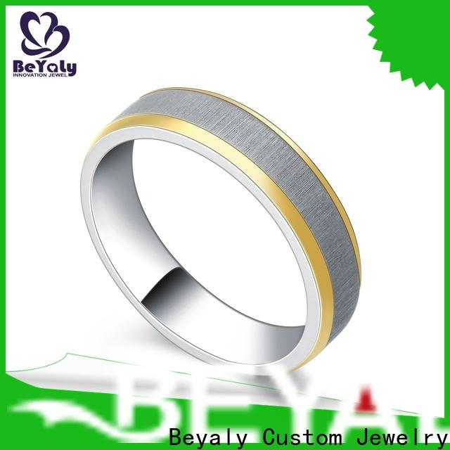 promise top rated wedding rings steel manufacturers for daily life