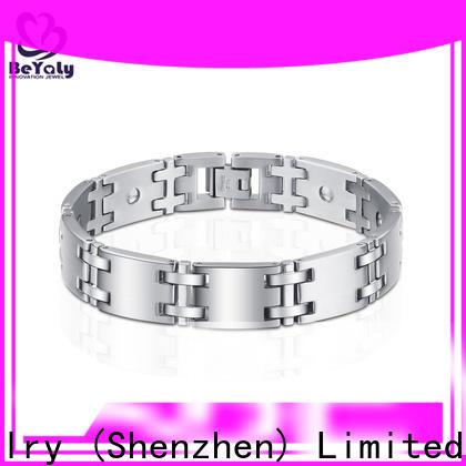 rose gold bangle charm bracelet big for advertising promotion