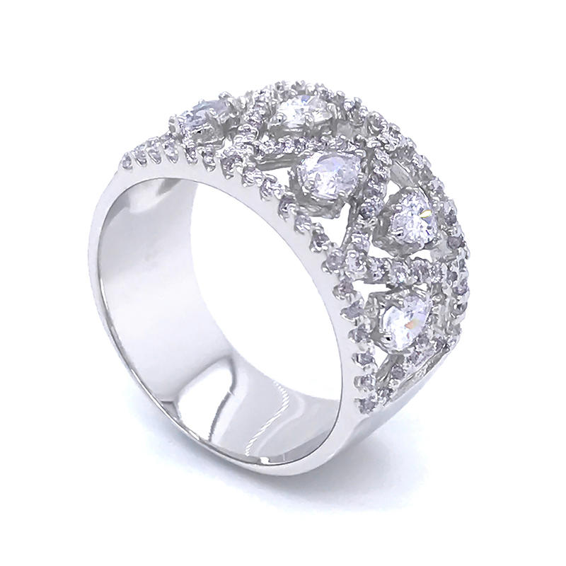 AAA cz turkish silver jewelry istanbul grand bazaar rings