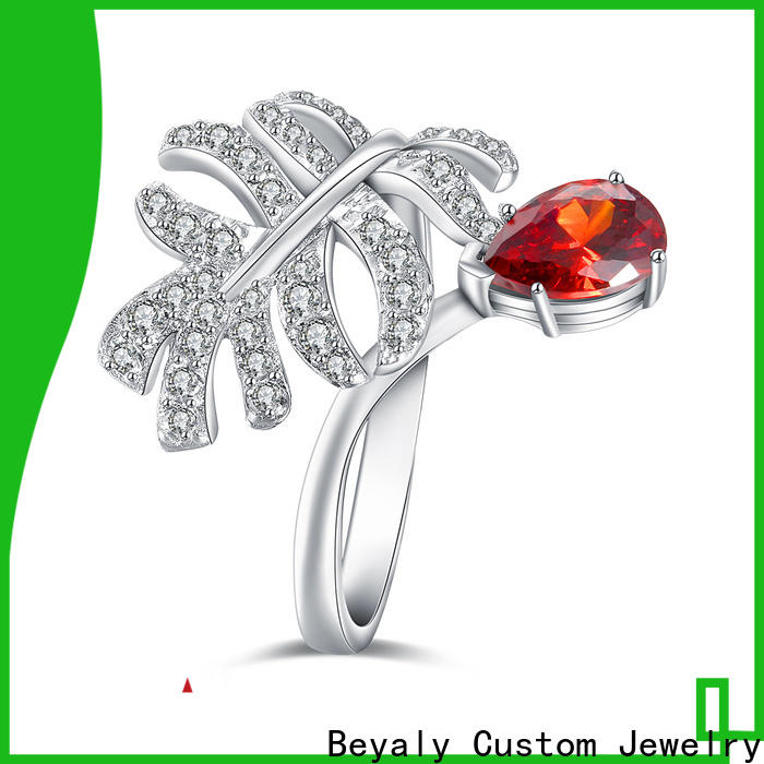 BEYALY Custom best engagement ring bands manufacturers for daily life