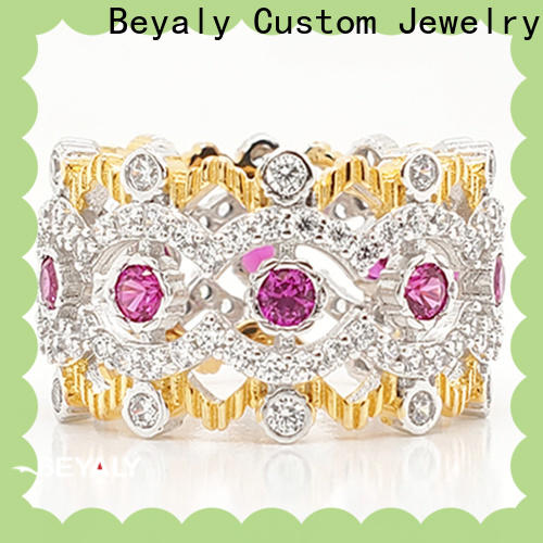 BEYALY queen rings for sale factory for daily life