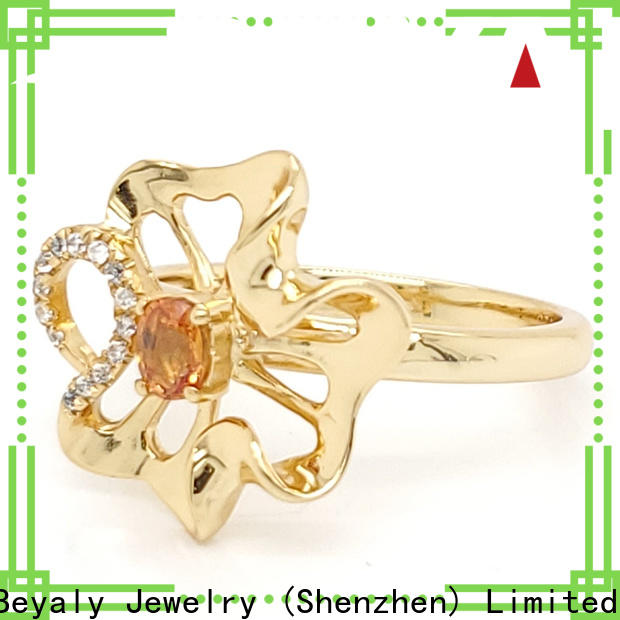 BEYALY Latest most popular ring styles for business for daily life