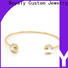 BEYALY womens cool bangle bracelets for business for anniversary celebration