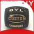 BEYALY national cheap championship rings for youth factory for word champions