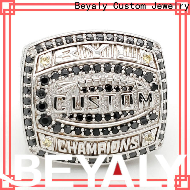 BEYALY hilltops build your own championship ring for business for player