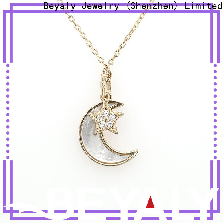 BEYALY Top initial jewelry company for girls