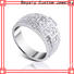 Best sterling silver ring ring manufacturers for women