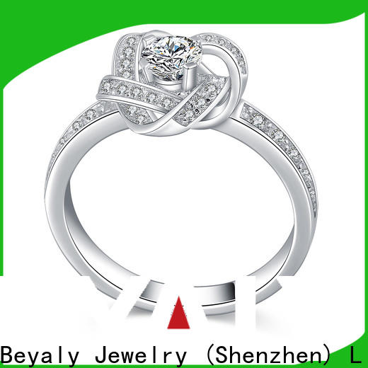 BEYALY design best engagement rings for women Suppliers for women
